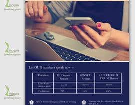 Nro 2 kilpailuun Design a Brochure -- 2 käyttäjältä ksaurav75