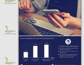 Nro 18 kilpailuun Design a Brochure -- 2 käyttäjältä ksaurav75