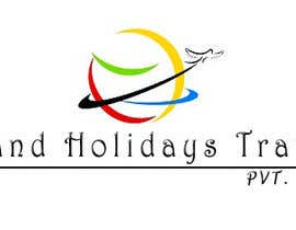 #4 untuk Design a Logo for travel company 'Grand Holidays Travel Pvt. Ltd.' oleh nextstep789123
