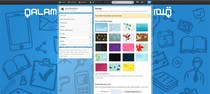 Proposition n° 8 du concours Graphic Design pour Design a Twitter background for