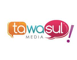 #238 for Logo Design for Tawasul Media by Grupof5