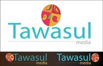 Graphic Design Kilpailutyö #42 kilpailuun Logo Design for Tawasul Media