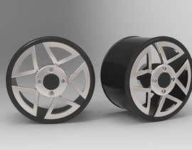 #104 for 5 SPOKE CAR RIM OR WHEEL DESIGN by catcharunjames
