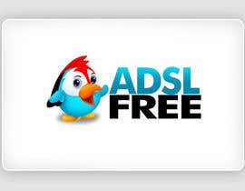 #104 for Realizzare un Logo per Adsl Free by pinky