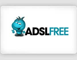 #105 for Realizzare un Logo per Adsl Free by pinky