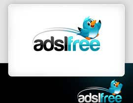 #106 for Realizzare un Logo per Adsl Free by pinky