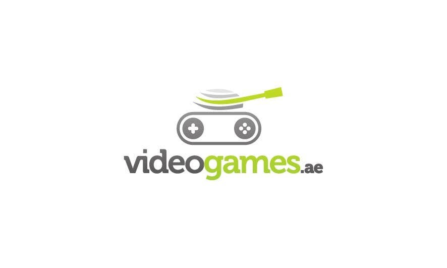 #291 for Design a Logo for videogames.ae by Creatiworker