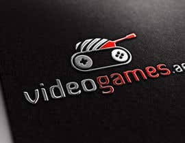 #312 for Design a Logo for videogames.ae af Creatiworker