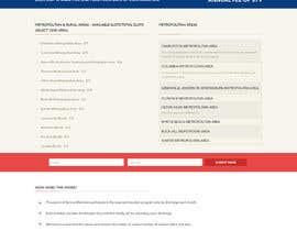Nro 6 kilpailuun Design a Website Page (wordpress) käyttäjältä webidea12