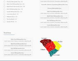 Nro 7 kilpailuun Design a Website Page (wordpress) käyttäjältä saepulgranz