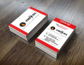 nº 35 pour Design some Business Cards for firewall par pointlesspixels