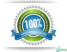 #63 for Design a money back guarantee Logo. by mdreyad