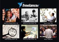 Graphic Design Contest Entry #109 for Graphic Design for What a Freelancer does!