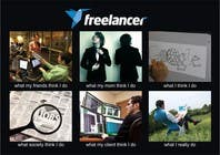 Graphic Design Contest Entry #108 for Graphic Design for What a Freelancer does!