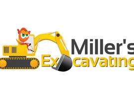 dannnnny85 tarafından Logo Design for an Excavator company için no 7