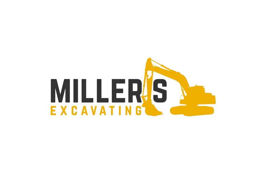 Logo Design For An Excavator Company Freelancer