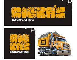 #50 for Logo Design for an Excavator company by Kuzyajr