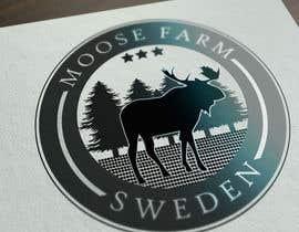 nobelahamed19 tarafından Design a Logo for a Moose Farm için no 40