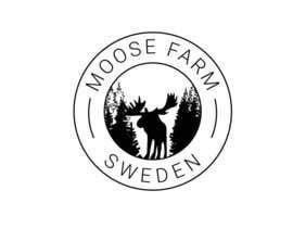winkeltriple tarafından Design a Logo for a Moose Farm için no 38
