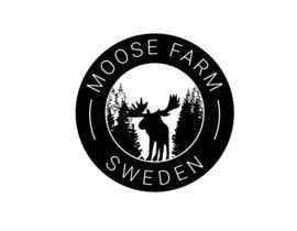 winkeltriple tarafından Design a Logo for a Moose Farm için no 44