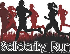 #76 for Design a Logo for Solidarity Run af pablopoeta