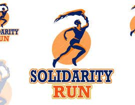 nº 7 pour Design a Logo for Solidarity Run par kprasad93