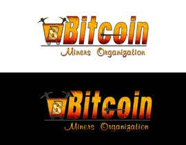 #28 for Logo and banner for Bitcoin Miners Organization af atomixvw