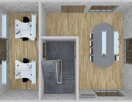 nº 3 pour 3D Modelling for an office simulation par tj426