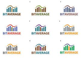 #81 for Design a logo for bitaverage by maxtal