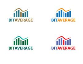 #82 for Design a logo for bitaverage by maxtal