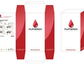 nº 17 pour Create Print and Packaging Designs for box packaging for Platerich par kraphic