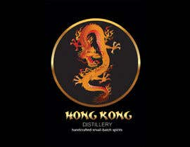 #488 for Logo Design for Hong Kong distillery by swdesignindia