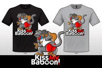 Design a T-Shirt with a funny monkey theme. contest winner