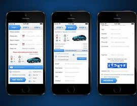 "#10 untuk Design a Website Mockup for Car Rental ""MOBILE ONLY"" oleh stniavla"