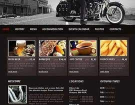 #2 for Biker Website by Azaanteh786