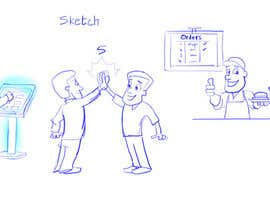 nº 5 pour Cartoon Image - par ysfworks