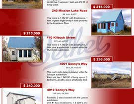 nº 9 pour Homes available for sale in Bethel Alaska par atomixvw