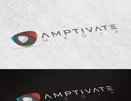 nº 104 pour Design a Logo for Amptivate Media par jass191
