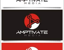 nº 142 pour Design a Logo for Amptivate Media par indraDhe