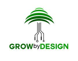 nº 55 pour Design a Logo for Grow By Design par Avillar12