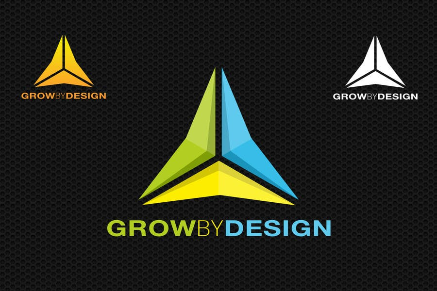 #77 for Design a Logo for Grow By Design by Genshanks