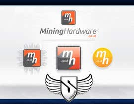 nº 27 pour Design a Logo for Mining Hardware par SneR85
