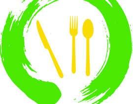 Nro 13 kilpailuun Logo for a food Business käyttäjältä dariusvoss3d