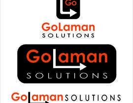 Nro 47 kilpailuun Design a logo for GoLaman Solutions käyttäjältä mataqumatayu