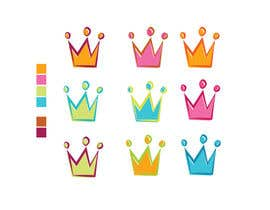 #250 para design / illustrate a crown por john36