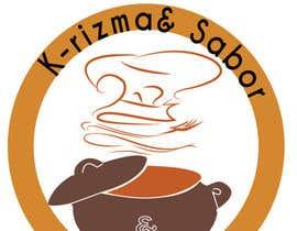 """Nro 14 kilpailuun Design a Logo for """"K-risma & Sabor"""" käyttäjältä lilybak"""