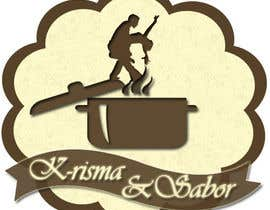"#50 for Design a Logo for ""K-risma & Sabor"" by luciacrin"