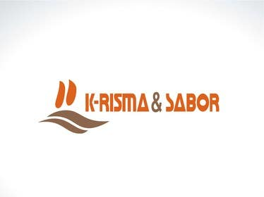 "nº 21 pour Design a Logo for ""K-risma & Sabor"" par tfdlemon"