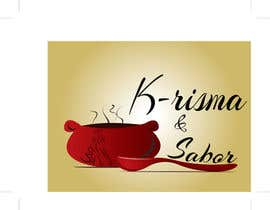 "#31 for Design a Logo for ""K-risma & Sabor"" by jorgejeandet"