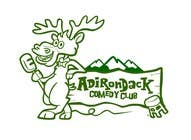 Logo Design for Adirondack Comedy Club için Graphic Design139 No.lu Yarışma Girdisi
